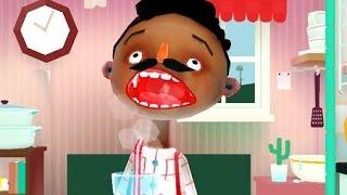 Toca Kitchen 2 - Fruit Salad | Toca Boca | Children's cartoon Games | KIDS