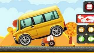Cars Puzzle - Мультики машинки : Build your Car and Race