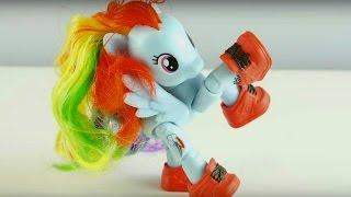 Toys for Girls. MyLittle Pony. Toys Unboxing. Rainbow Dash.