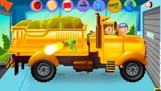 MY CAR WASH app review - wash a truck is one of top best apps for kids
